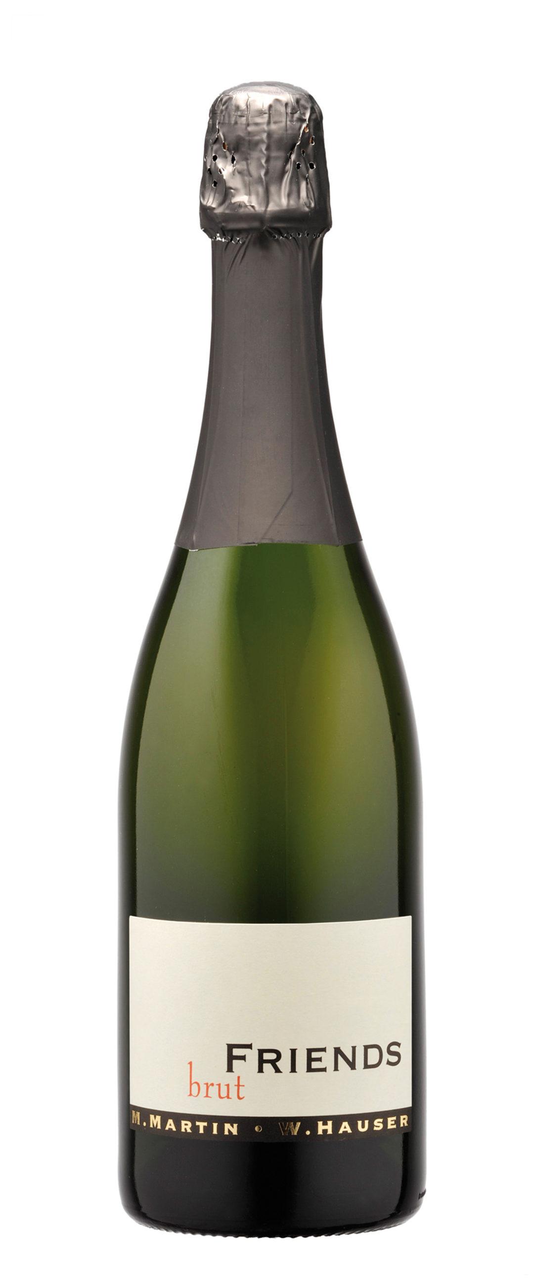 Friends brut (Chardonnay-Pinot Noir)